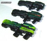 LEGO Laser Spartan Proto