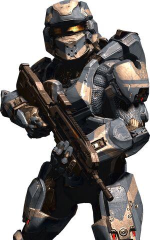 Blue Spartan IV