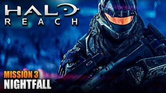 Halo Reach MCC PC - Walkthrough - Mission 3- NIGHTFALL (Sub ITA)