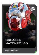 H5G REQ card Breaker Hatchetman-Casque