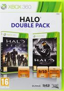 Halo Origins Bundle PAL Boxart
