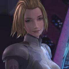 Halsey in Halo:Legends