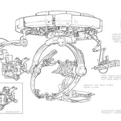 Spartan-IV armor assembly schematics
