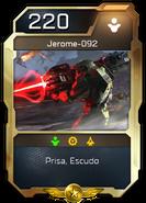 Blitz - UNSC - Capitán Cutter - Unidad - Jerome 092