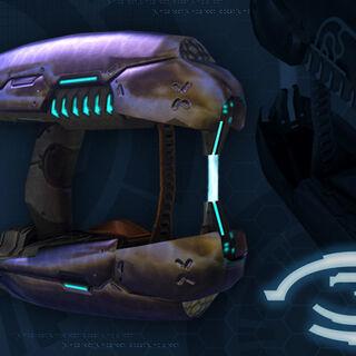 Il fucile in Halo 3
