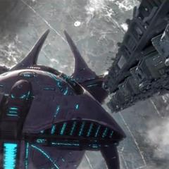 In <i>Halo Wars</i>
