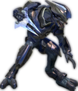 Halo Reach - Sangheili Officer
