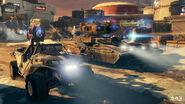 Skirmish at Darkstar-6