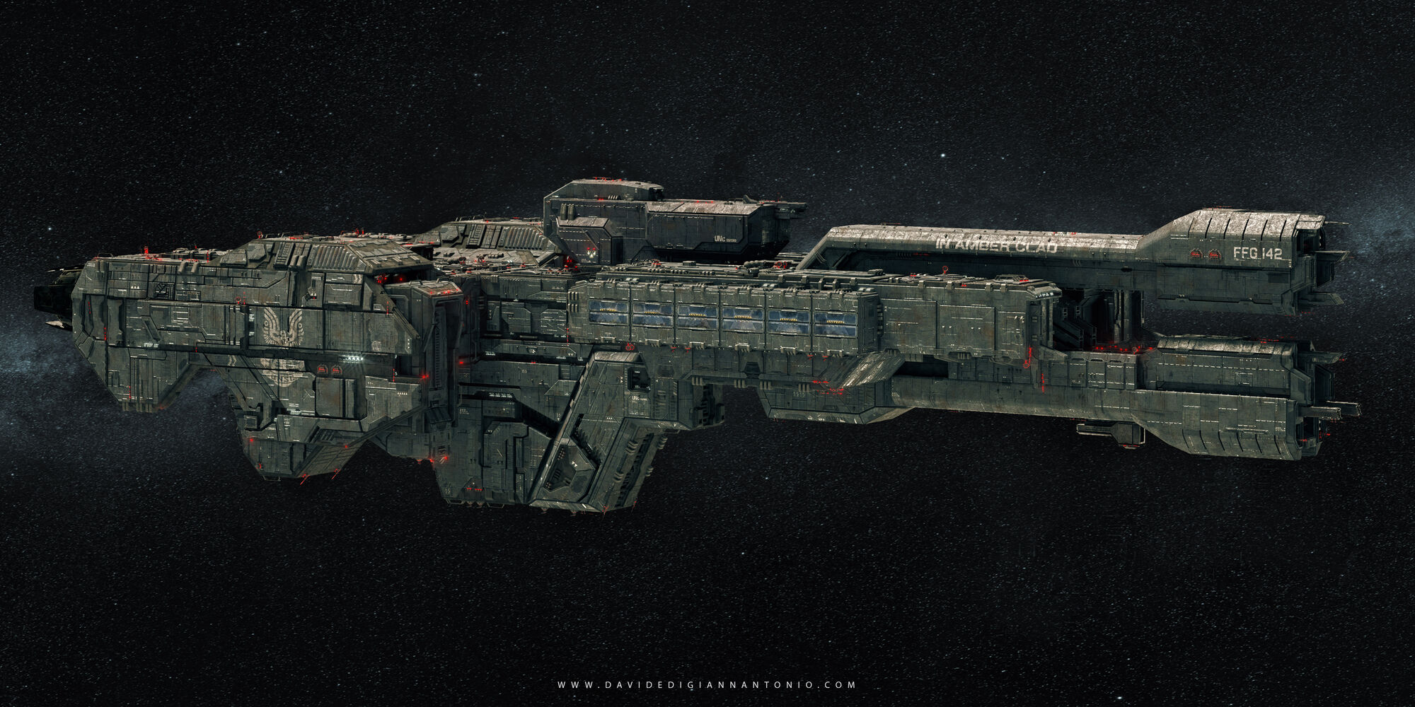 UNSC In Amber Clad | Halo Alpha | FANDOM powered by Wikia