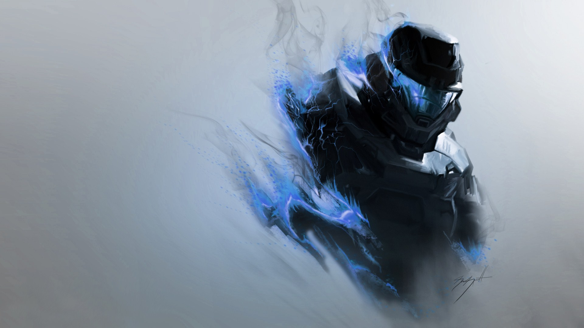 Halo Game Wallpaper 1920x1080