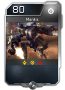 Blitz - UNSC - Sargento Johnson - Unidad - Mantis