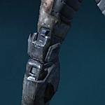 Halo reach knee guards fjpara-1-
