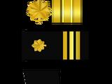 UNSC Lieutenant Commander