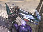 Grunt Heavy on Turret