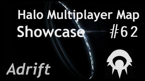 Halo Multiplayer Maps -62 - Halo 4- Adrift