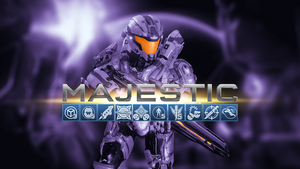 Majestic Promotional Banner