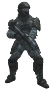 Reach UNSC Marine - shin guards
