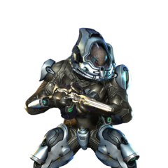 Un Elite Ranger in Halo 4
