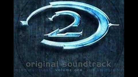Halo 2 Vol.1 Soundtrack - 14 - Orbit Of Glass
