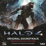 Halo 4 Original Soundtrack Deluxe