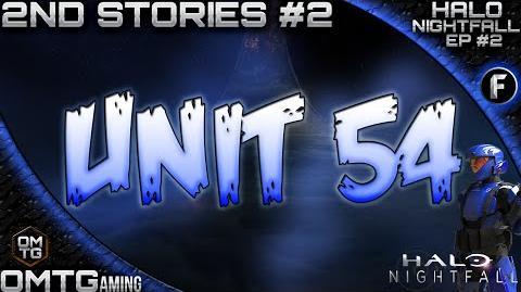Halo Nightfall: ONI: Unidad 54