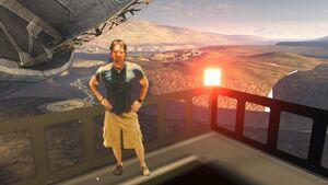 Travis Brady en Standoff H3