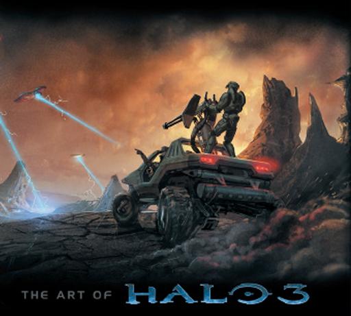 Master Chief Halo 3 Concept Art