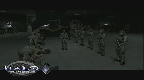 Halo Combat Evolved - Cutscene - Reveille (Easy)