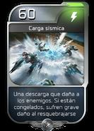 Blitz - UNSC - Serina - Poder - Carga sísmica