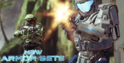 Halo 4 Armor Pack