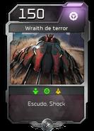 Blitz - Desterrado - Voridus - Unidad - Wraith de terror