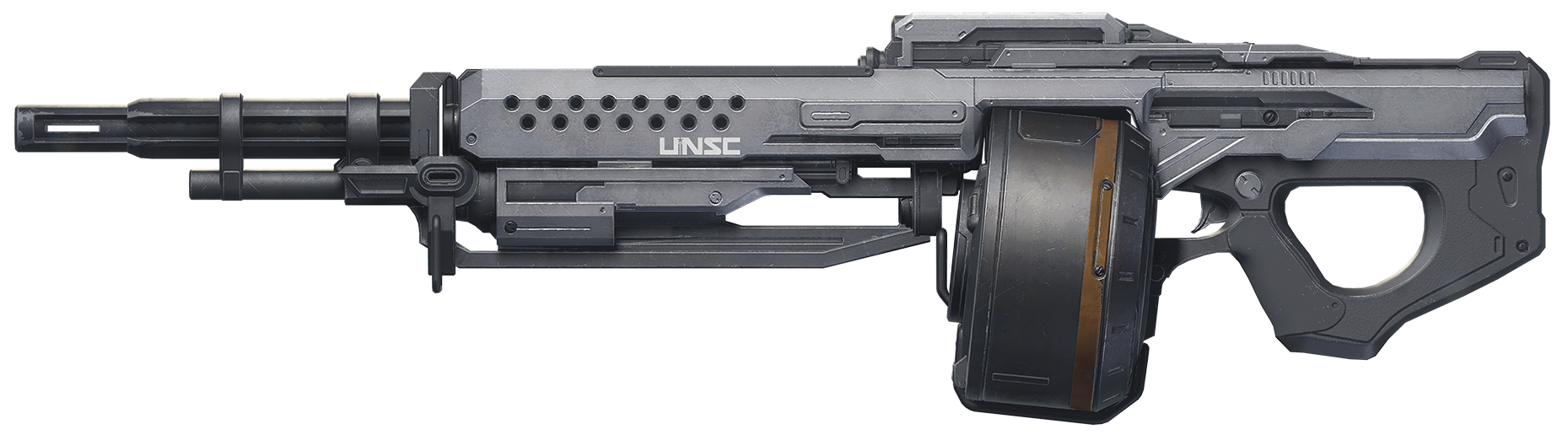 M739 Light Machine Gun Halo Alpha Fandom