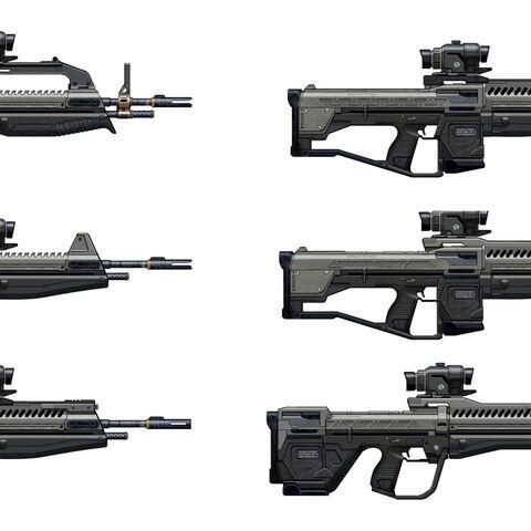 verschiedene Konzepte des M392 DMR