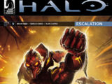 Halo: Escalation Issue 9
