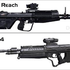 Differenze tra dmr di halo: reach e dmr di halo 4