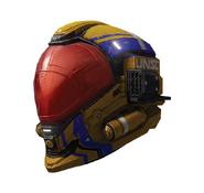 Strider Helmet