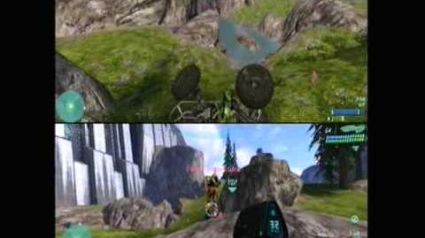Halo 3 Multiplayer - Mongeese Elites