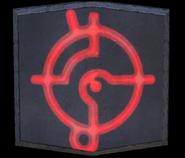 Simbolo rojo