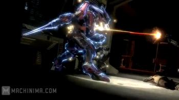 Elite Zelota attacca Noble Team