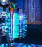 Forerunner Halo-Installation-Activation Index storage unit