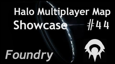 Halo Multiplayer Maps - Halo 3 Foundry