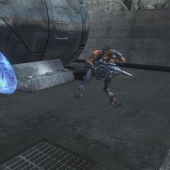 Una squadra di Kig-Yar in Halo: Reach