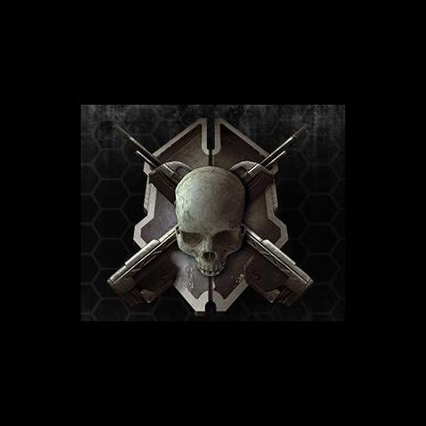 il Legendary Map Pack utilizza un logo simile alla difficoltà leggendaria