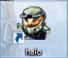 Logo de halo pc
