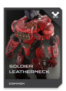 Soldier-Leatherneck-A