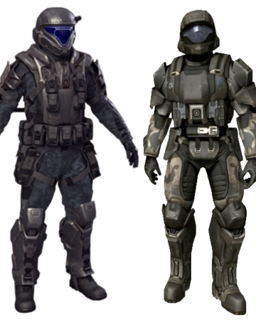 Odst Battle Armor Halo Alpha Fandom