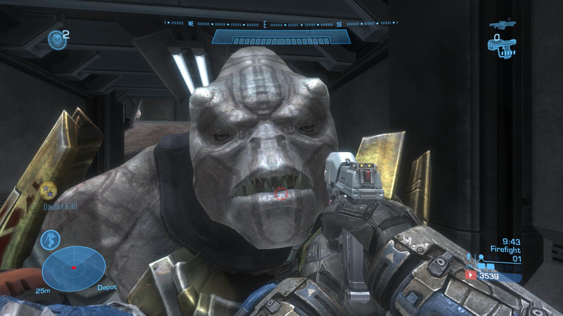 Leaked game screenshot
