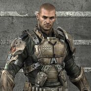 HW - Sergeant Forge