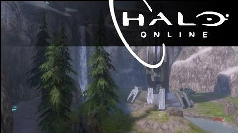 VALHALLA Halo Online Map Walkthrough
