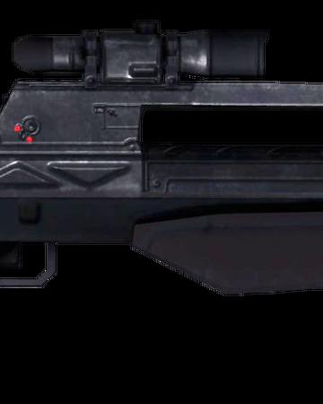 Br55 Heavy Barrel Service Rifle Halo Alpha Fandom